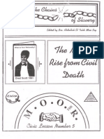 The Moors' Rise From Civil Death - LESSON BOOK #5