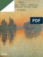 Booklet Livia Rev Debussy Hyperion