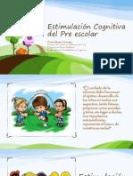 Estimulación Cognitiva Del Pre Escolar