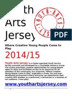 YAJ Information Leaflet 2014-15