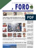 Periódico El Foro marzo 2008