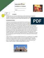 Ficha de Lenguaje No1 La Leyenda