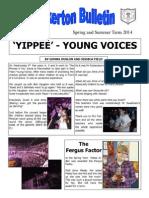 Bickerton Bulletin - Summer 2014 -