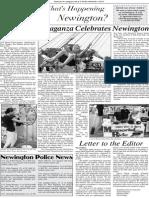 Annual Extravaganza Celebrates Newington