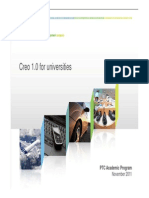 PTC Creo University Plus
