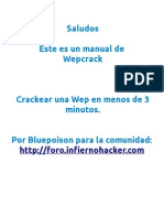 Tutorial Wepcrack