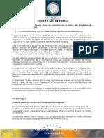 01-03-2011 Guillermo Padrés en el marco del programa transformación educativa firmó convenio con el cual da inicio a los trabajos de mejora en infraestructura educativa en escuelas públicas. B031102