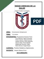 Universidad Ciencias de La Salud