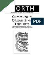 WORTH Community Organizing Toolkit