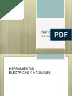 Tapiceria - Clase N_ 4 - Herramientas