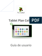 Manual de Usuario Tablet