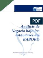 Analisis de Negocio BABOK