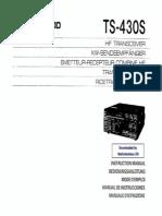 TS430S User