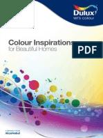 Colour Inspirations 2012