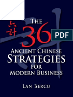 36 Ancient Chinese Stategies for Modern Business