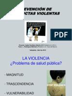 Prevencion Conductas Violentas Padres Abril