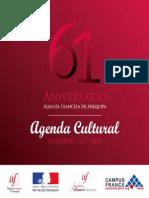 Agenda Cultural Afa Set-oct