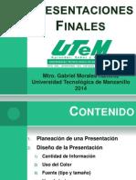 Presentaciones Finales UTeM V1