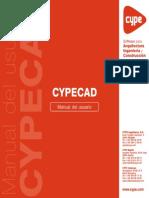 CYPECAD - Manual Del Usuario