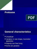 Protozoans Lecture Amoeba