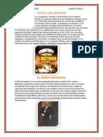 Novela Del Dictador