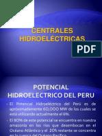 Operacion y Mantenimiento de Centrales Hidroelectricas