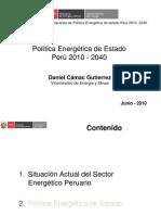 2. DCamac Politica Energetica