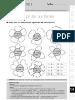 m2Juego de Las Flores