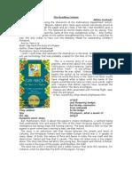 Review  of Gayneck by Dhangopal Mukherjee
