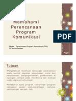 UT #1 Memahami Perencanaan Program Komunikasi.pdf