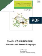 Models for Computation