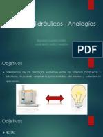 Sistemas Hidráulicos (Analogías y Funciones de Transferencia)