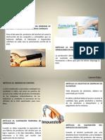 Contabilidad Gerencial - Exposición sobre Impuesto Selectivo al Consumo-2
