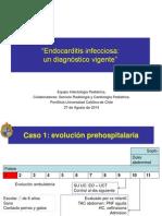 PPT Reunion Pediatría endocarditis