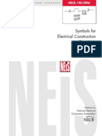 Symbols for Electrical Construction Drawings