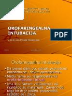 6-Orofaringealna intubacija