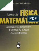 Notas de Fisica Matematica Carmen Lys Ribeiro Braga
