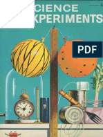 How and Why Wonder Book of Science Experiments