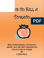 Ways to Kill a Tomato