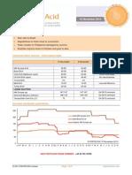 Fertecon Sulphuric Acid Report