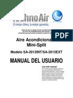 ManualPropietario SA 2012