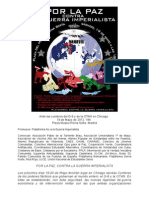 Ante Las Cumbres Del G8 y La OTAN