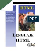 Programacion Web - Lenguaje HTML