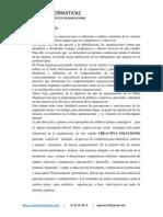 Cuestionario de Diagnostico Organizacional 14-15