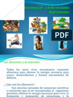 Nutricion Alimentacion y Enfermedades Nutricionales