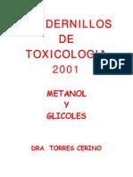 Metanol y Glicoles Lilo