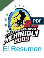 XXIX Vuelta Internacional a Chiriquí el resumen