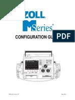 Guia de Configuracion Desfibrilador Zoll Mseries