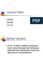 Tamadun Islam Chapter 6