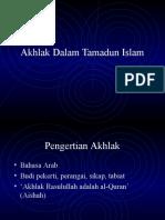 Tamadun Islam Chapter 11